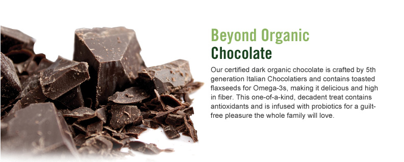 Beyond Organic Chocolate